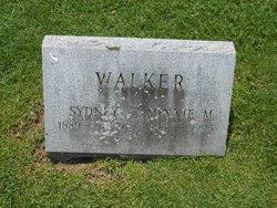 Minnie M. <I>Spoolstra</I> Walker