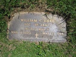William C Lake
