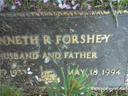 Kenneth R Forshey