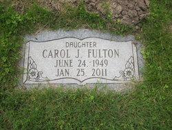 Carol J Fulton