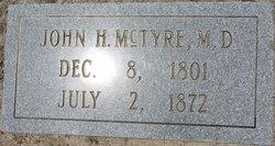 Dr John H McTyre