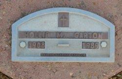 Hollie M Garton