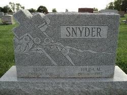 Hilda M. Snyder