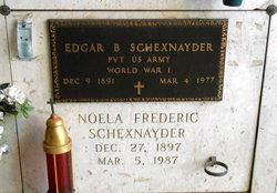 Edgar B. Schexnayder