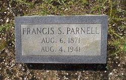 Francis S <I>Harris</I> Parnell