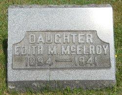 Edith M. McElroy