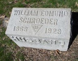 William Edmund Schroeder