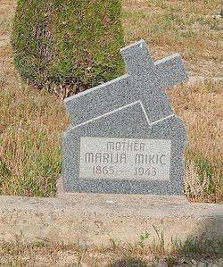 Marija Mikic