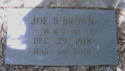 Joe B Brown
