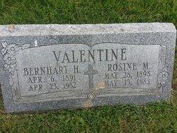 Rosine <I>Martin</I> Valentine