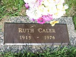 Ruth Caler