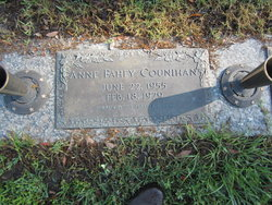Anne Fahey Counihan