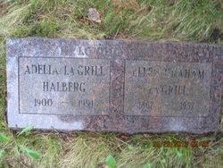 Adelia <I>LaGrill</I> Halberg