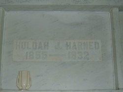 Huldah J Harned