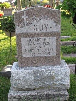 Margaret Mary <I>Butler</I> Guy