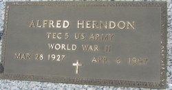Alfred Herndon
