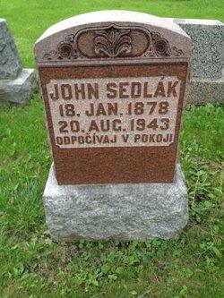 John Sedlak