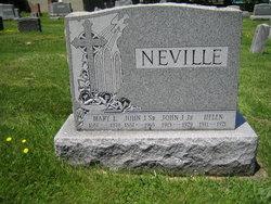 John J Neville, Sr