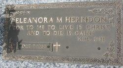 Eleanora <I>Herndon</I> Miller
