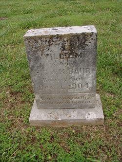 William Baur