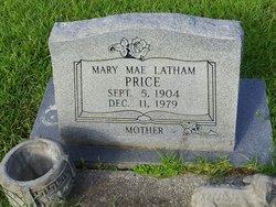 Mary Mae <I>Latham</I> Price