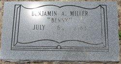 "Benjamin ""Benny"" Miller"