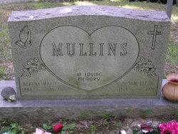 Sam Lee Mullins