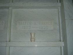 Walter A Harned