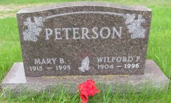 Mary B Peterson