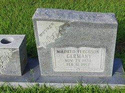 Mildred <I>Ferguson</I> Germany