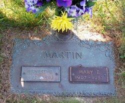 Ernest E. Martin