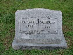 Ronald D. Schroff
