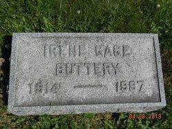 Irene <I>Gage</I> Buttery