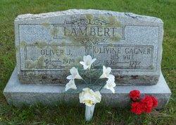 Olivine <I>Gagner</I> Lambert