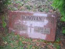 Leo F. Donovan