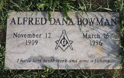 Alfred Dana Bowman
