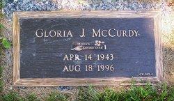 Gloria Jean McCurdy
