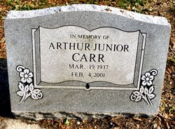 Arthur Junior Carr