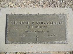 Michael P. Strazzinski