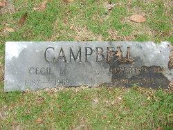 Albertus M Campbell