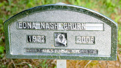 Edna Nash Churn