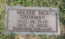 Walter Jack Showman
