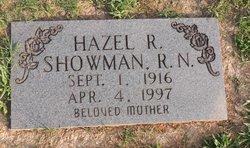 Hazel R Showman