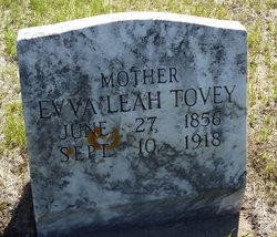 Evva Leah <I>Stewart</I> Tovey