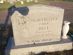 """Jacquenettea Dawn """"Jackie"""" Holt"""