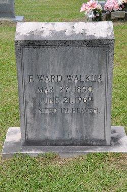 F. Ward Walker