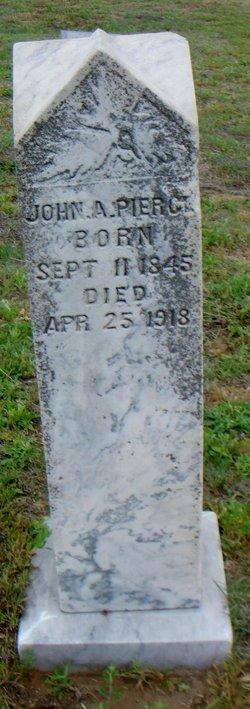 John A. Pierce