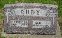 Harvey Rudy, Jr