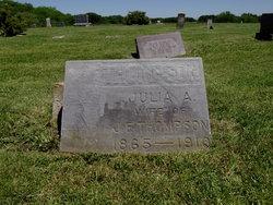 Julia A. Thompson