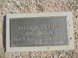 Ralph J. Wickman